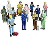 Pretend Professionals 12 Pretend Career Figures Creative Minds