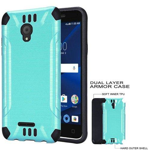 Phone Case for Tracfone Alcatel Raven LTE, AT&T PREPAID Alcatel idealXCITE, ideal-Xcite, Alcatel Cameo-X, Alcatel Verso (5