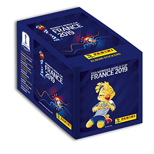 Panini Women's World Cup 2019 Sticker Collection x50 Packs