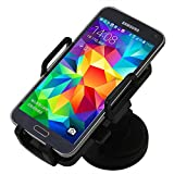 Wireless Car Charger Cradle, POLOBANDS Car Charging Dock Stand Mount Charge Holder for Samsung Galaxy S6 /Edge /Edge+ /Note 5, Lumia 950xl/950 and All Other Qi-Enabled Smartphones