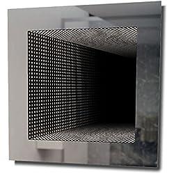 Diamond X Collection Perfect Reflection Rgb LED Bathroom Infinity Mirror K214Rgb