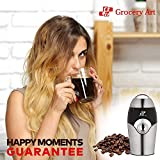 Coffee Grinder Electric - Simple Touch Small