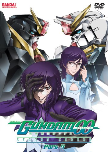 Mobile Suit Gundam 00: Season 2, Part 4 [DVD] -