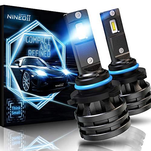 NINEO 9006 Headlight 10000LM Conversion