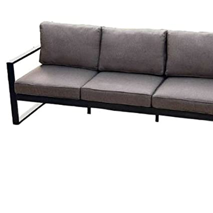 Amazon.com : STS SUPPLIES LTD Outdoor Patio Furniture Sofa Cushions Canopy  Conversation Couch Garden Recliner U0026 E Book By Easy2Find : Garden U0026 Outdoor