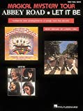 The Beatles - Magical Mystery Tour/Abbey Road/Let It Be, The Beatles, 0881889733