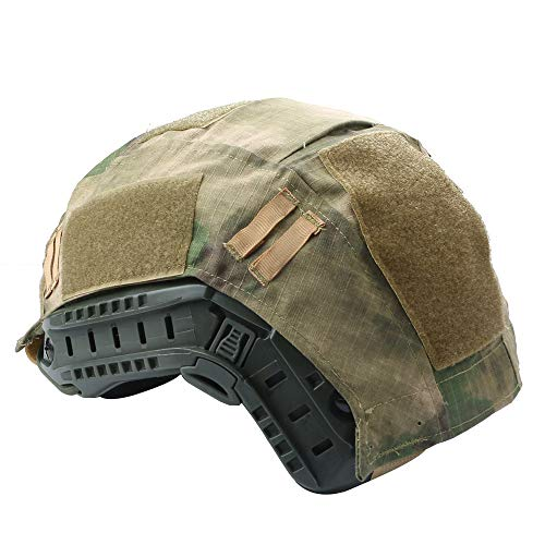ZlimioDirect Outdoor Airsoft Paintball Tactical Military Gear Combat Fast Helmet Cover