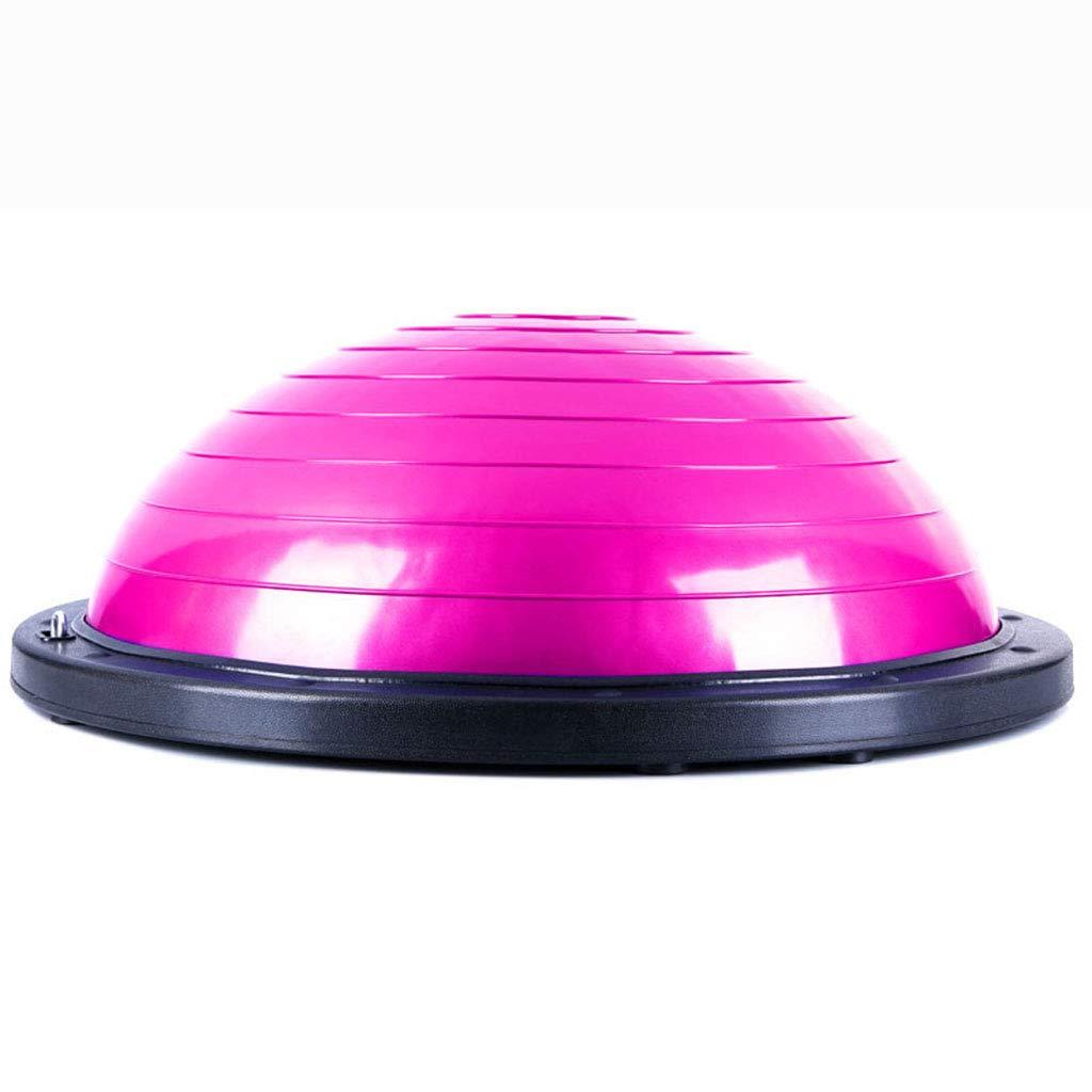 YxlAB Gymnastischer Ball, glattes Yogaübungsbalancenballeignungstrainingshaus