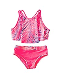 Sports Apparel Girls All agree Womens Bikini Country Garden Vintage Floral Flowers Butterfly Two Piece Bathing Suits Girls Swimsuits