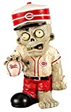 MLB Cincinnati Reds Resin Thematic Zombie Figurine, Red