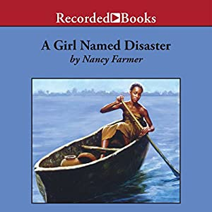 A Girl Named Disaster Hörbuch