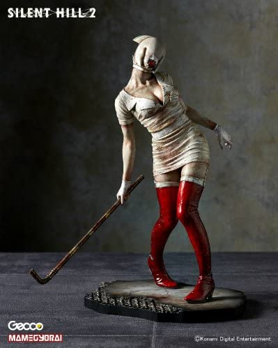 -SDCC2013 / beans torpedo Distribution Limited - Silent Hill 2 / Bubble Head Nurse 1/6 Scale PVC Statue Ito Nobu our Ver. 41FdHU8V0SL