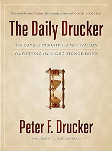 Essential Drucker Pdf