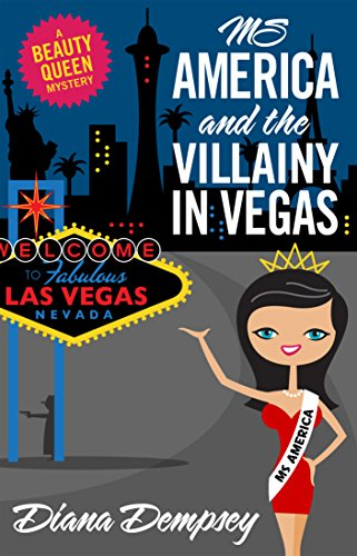 Ms America and the Villainy in Vegas (Beauty Queen Mysteries Book 2) - Queen Anne Cocktail