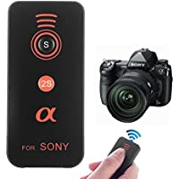 Crazefoto Wireless Remote Control Compatible with Sony...