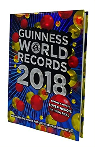 48aba177eeb98 Guinness World Records 2018 (Em Portugues do Brasil)  Varios Autores   9788595080881  Amazon.com  Books