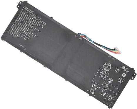 Amazon.com: Civhomy AP16M5J - Batería de repuesto para Acer Aspire 3 A315-51 Series A315-51-51SL A315-51-380T A315-51-31GK A315-51-31RD A315-51-51B0 A315-51-580N KT.00205.005 KT00205005 (4810 mAh, 7,7 V): Computers & Accessories