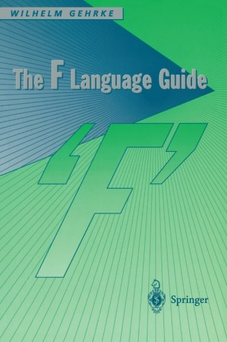 The F Language Guide by Brand: Springer
