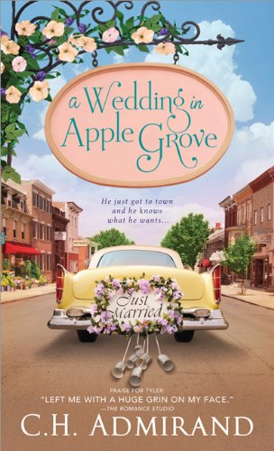 book cover of A Wedding in Apple Grove