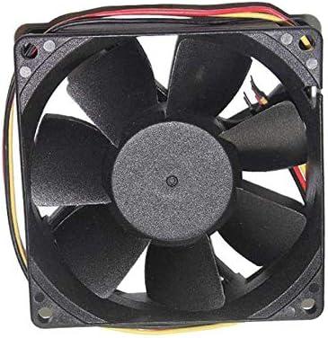Cooler Fan for SUNON KDE1208PTV3 13.MS.AF.GN 8025 8cm 12V 0.8W 3Wire 8CM Cooling Fan