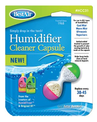 Humidifier Clean Capsule by BestAir