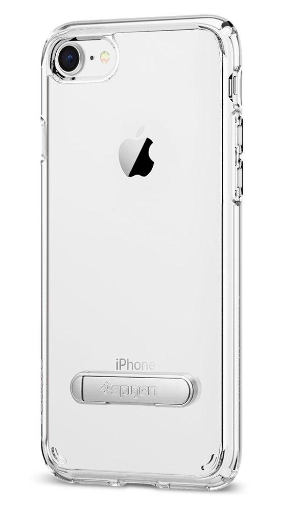 Spigen Ultra Hybrid S [2nd Generation] Designed for Apple iPhone 8 Case (2017) / Designed for iPhone 7 Case (2016) - Crystal Clear