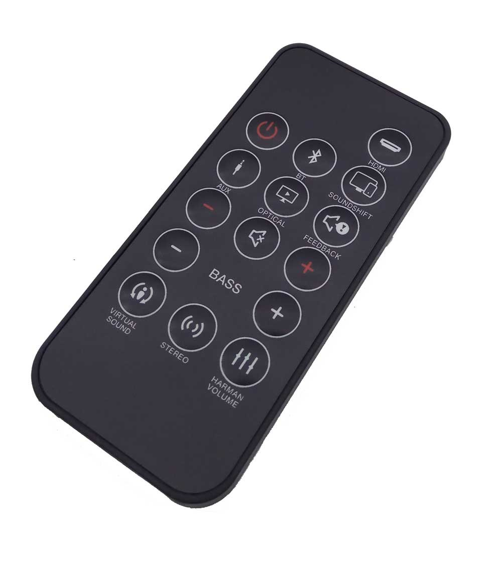 Remote Control For JBL Cinema Soundbar SB250 SB 250 SB350 SB 350 Sound Bar For Cinema Base Soundbase 2.2 With CR2025 Battery by Motiexic