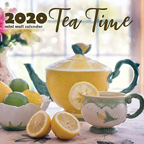 Tea Time 2020 Mini Wall Calendar by Wall Publishing