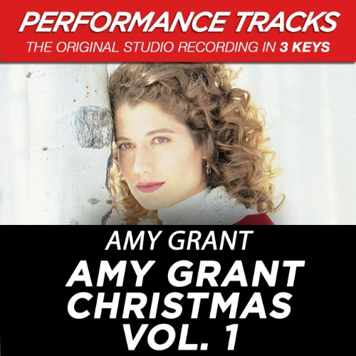 Amy Grant Performance Track - Amy Grant Christmas Vol. 1 (Performance Tracks) - EP