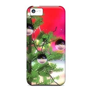CaroleSignorile Mpd22689qPNV Protective Cases For Iphone 5c(xmas Tree)