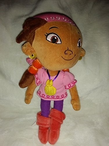Izzy Plush Doll From Jake and the Neverland Pirates 12'' Inches by Disney]()