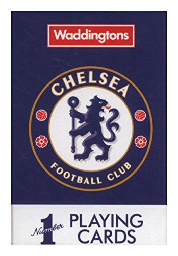 Waddingtons Number 1 Chelsea FC Playing Cards