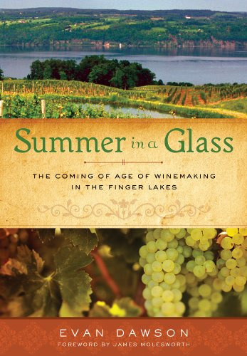 Summer in a Glass: The Coming of Age of Winemaking in the Finger - Glasses Store Local