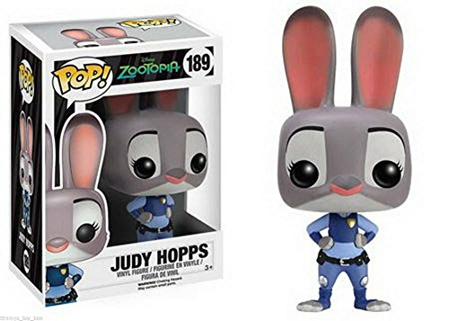New Funko POP! Disney Zootopia Vinyl Figure - Judy Hopps