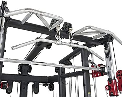 We R Sports Monster Power Cage Multi Power Rack Smith ...