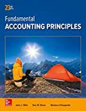 Fundamental Accounting Principles 23rd Edition