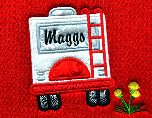 Personalized RV Dish Drying Mat made our list of Over 100 Ideas For This Holiday Season For Christmas Gifts For Campers And RV Owners!