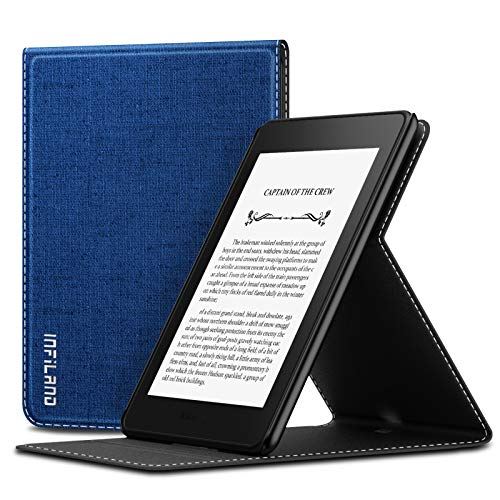 Infiland Kindle Paperwhite 2018 Case, Multiple Angle Stand C