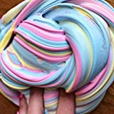 Sludge Toy, Malltop Fluffy Floam Slime Scented Stress Relief No Borax Kids Toy