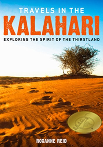 Travels in the Kalahari, used for sale  Delivered anywhere in USA