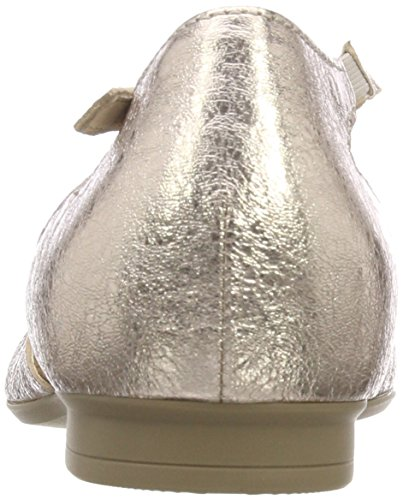 Gabor Ladies Fashion Pumps Beige (shell)