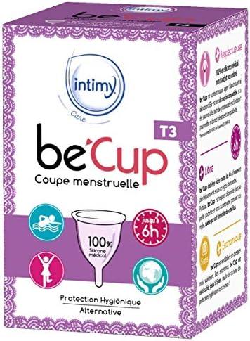 Copa menstrual becup Talla 3 None