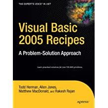 Visual Basic 2005 Recipes: A Problem-Solution Approach