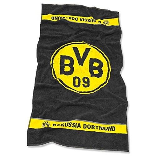 Bath - beach towel Borussia Dortmund BVB 09 Strandtuch, toalla de playa, serviette de plage