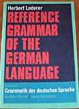 Reference Grammar of the German Language, Lederer, Herbert, 0130337056