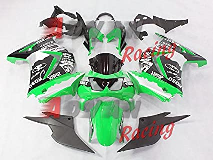 Amazon.com: Moto Onfire Fairing Kits Fit for Kawasaki Ninja ...