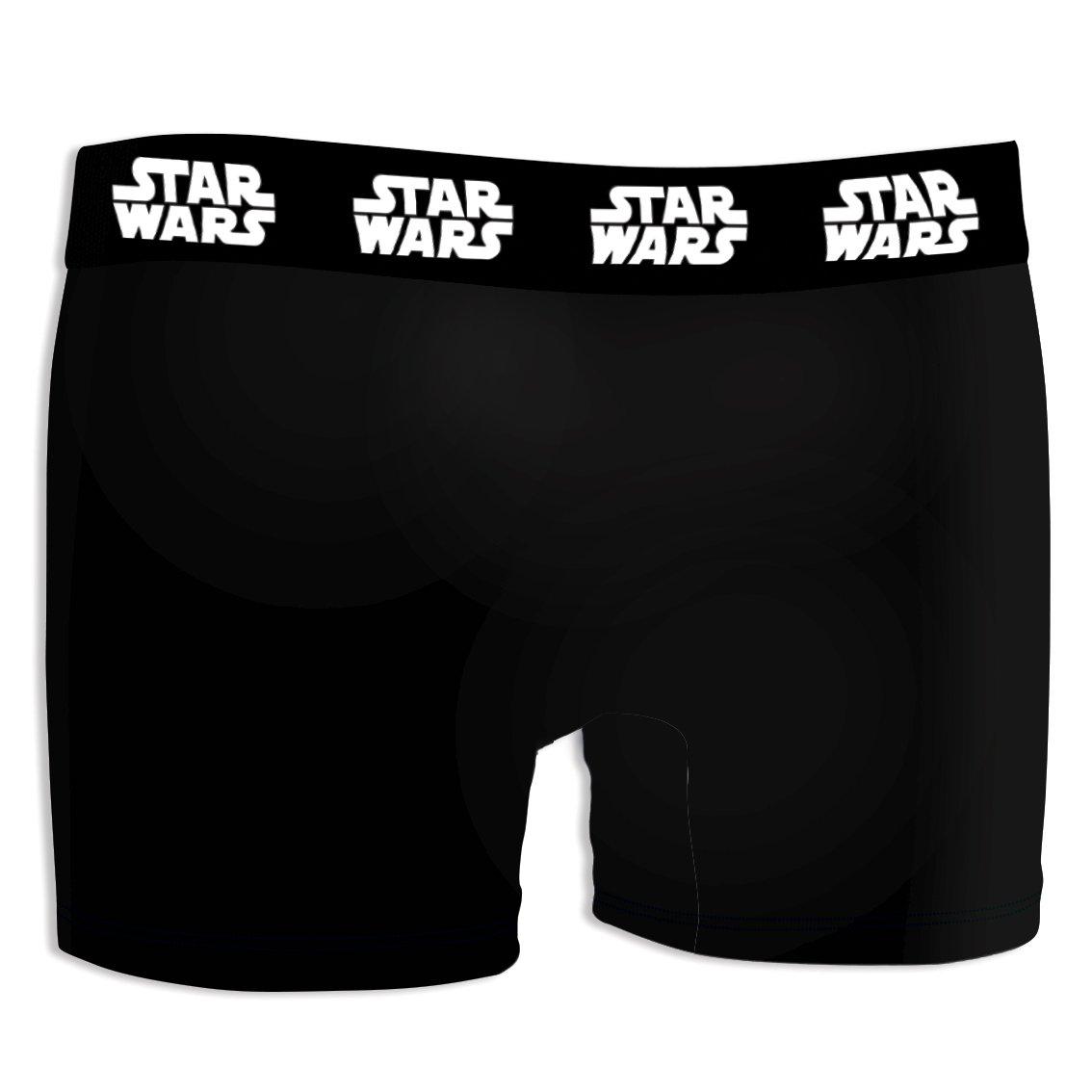 Star Wars Boxer, Shorts para Hombre (Pack de 3): Amazon.es: Ropa y accesorios