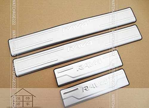 TOYOTA RAV4 DOOR SILL PANEL SCUFF PLATE (Pontiac G6 Driver Side Visor compare prices)