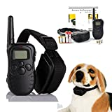 #8: TorDen Dog Training Collar with Remote Control Vibration Electric Dog Shock Collars 100% Waterproof for Small Medium Large Dogs Beep