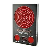 Laserlyte Laser Target Best Deals - LaserLyte Trainer Score Tyme Target, Black